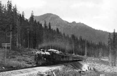 Legacy of the Milwaukee Road railway
