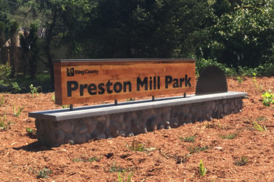 Next Step Forward for Preston Mill Park