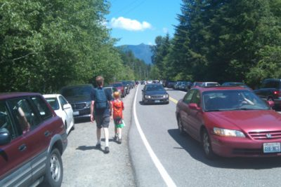 New Bus Route to Rattlesnake Lake