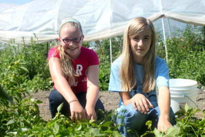 Farms As Outdoor Classrooms
