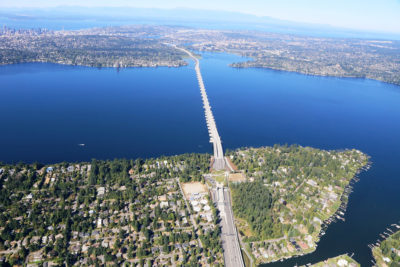 New 520 Bridge Bike Path Opens