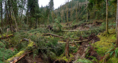 Landslide Closes Popular Middle Fork Trail