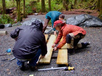 National Public Lands Day – Building Momentum in the Middle Fork