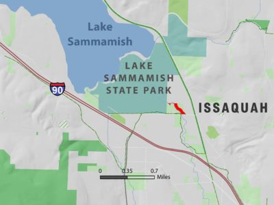 Lake Sammamish State Park Adds 5 Acres