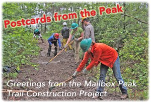Postcards from the Peak #1: Breaking Ground