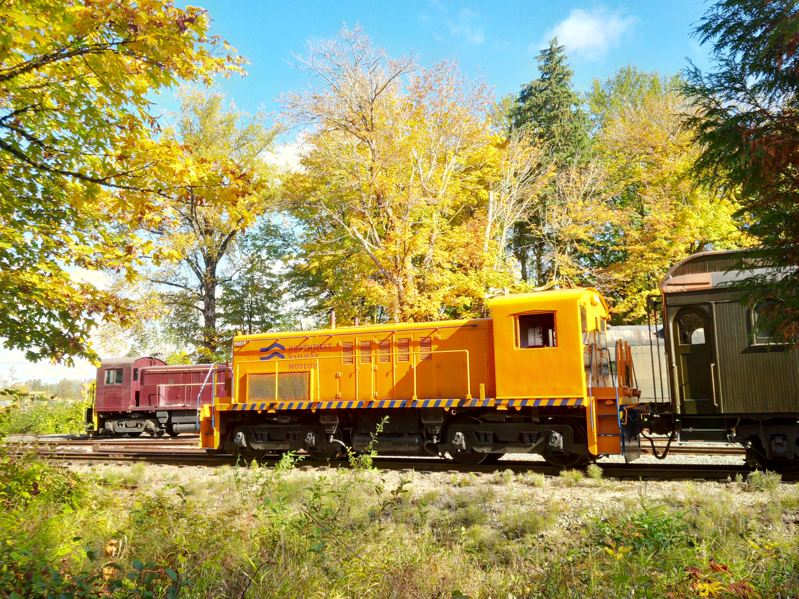 Labor Day Weekend Train Rides Mountains To Sound Greenway