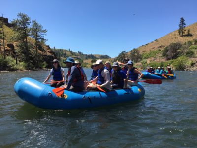 Explore the Greenway: Upper Yakima Float Trip